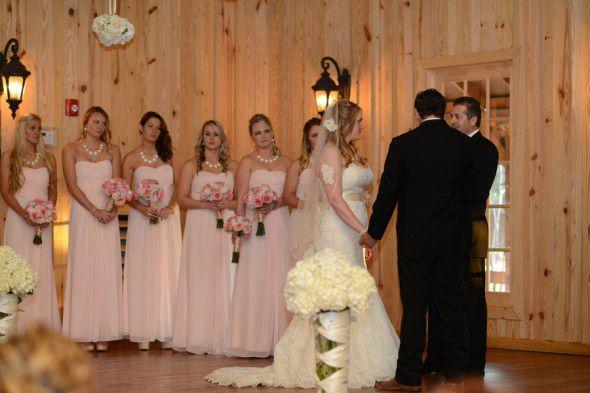 Elegant Texas Country Wedding Ceremony