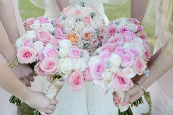 Texas Country Wedding Bouquets