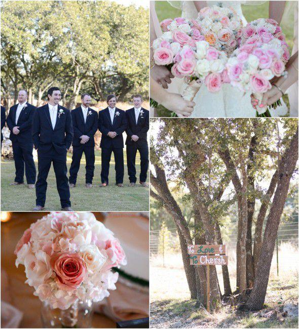 Elegant Texas Country Wedding