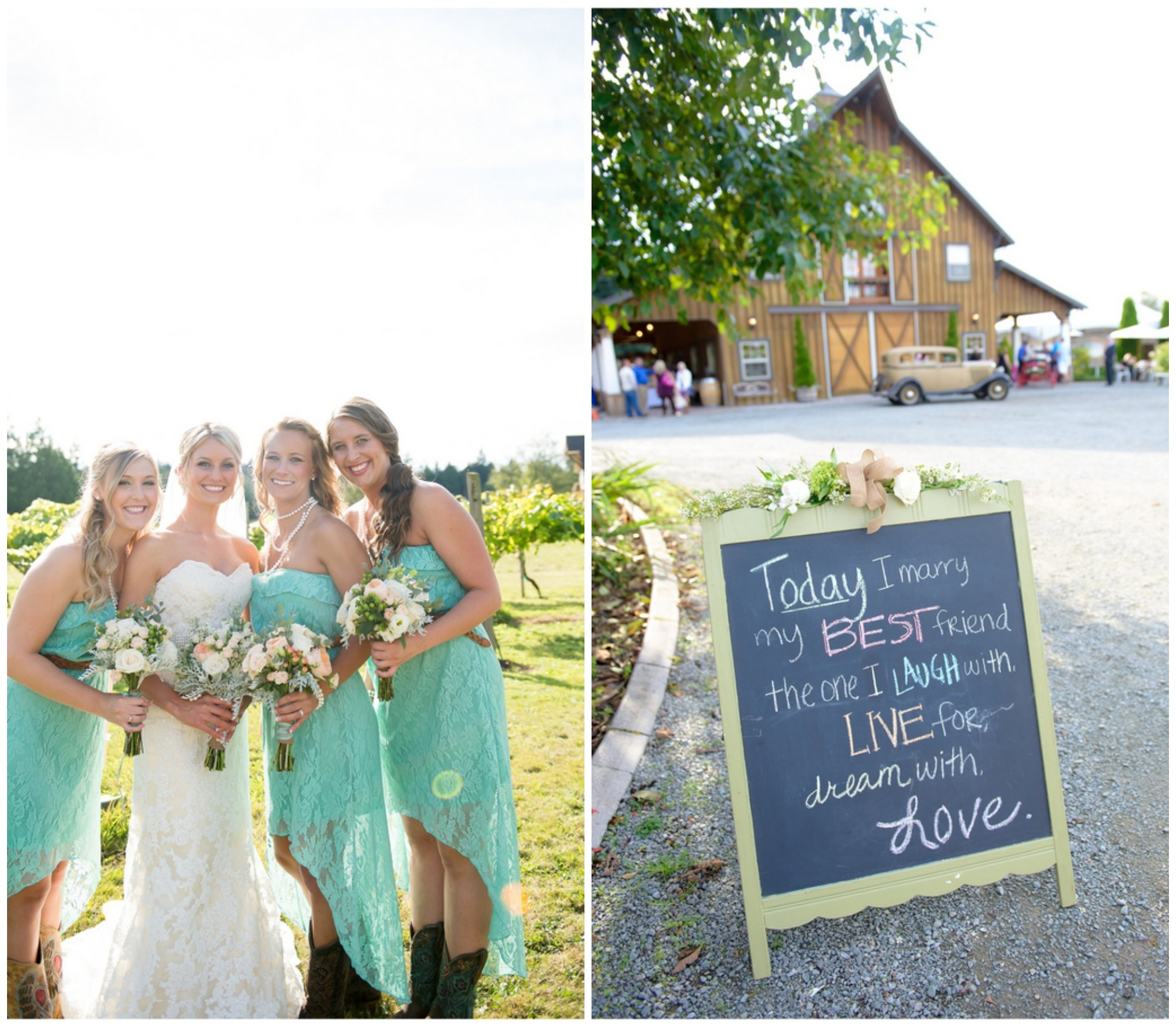 Country Wedding On A Budget - Rustic Wedding Chic - photo#29