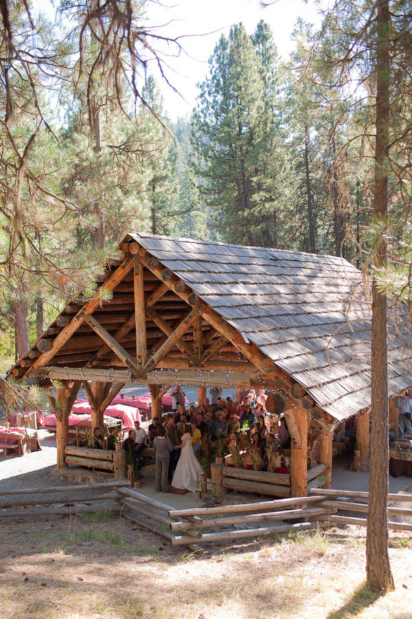 Rustic Oregon Wedding Aili Harley Rustic Wedding Chic