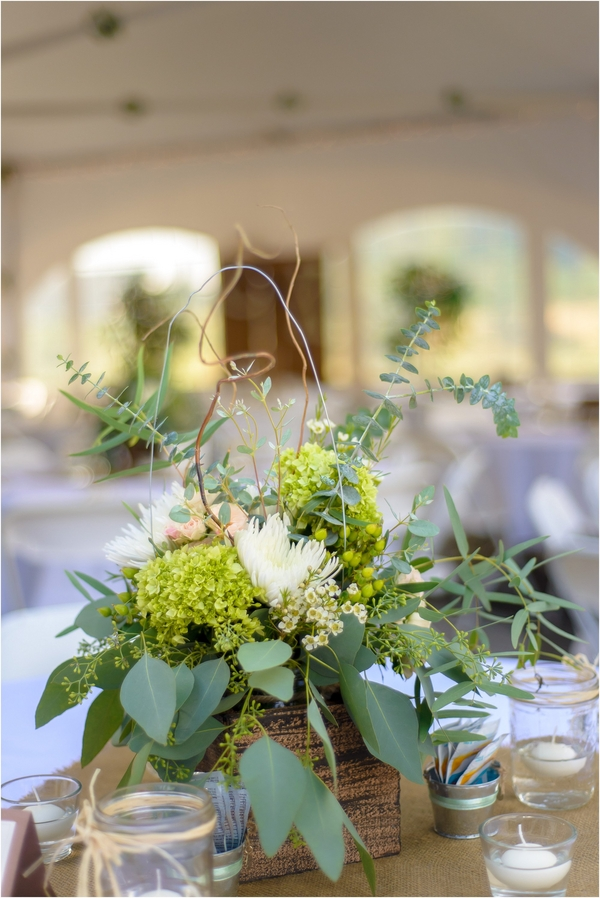 Country Wedding On A Budget