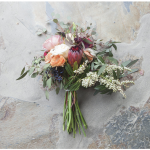 the bosky dell wedding bouquet