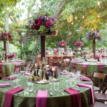 Rich Wedding Colors