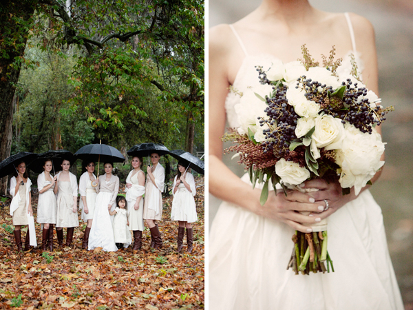 Chic Rustic Country Wedding: Amazing Wedding Bouquets