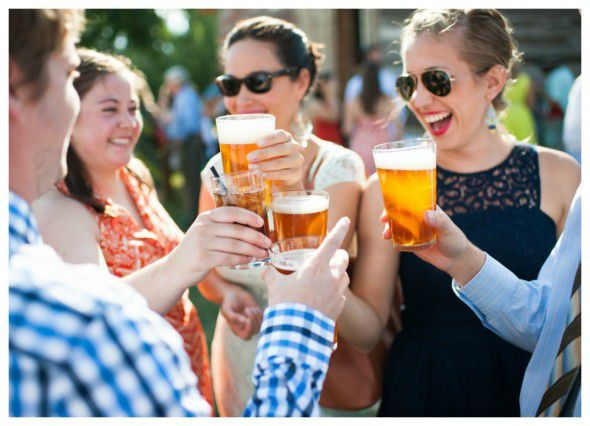 Beer on Tap at Your Wedding