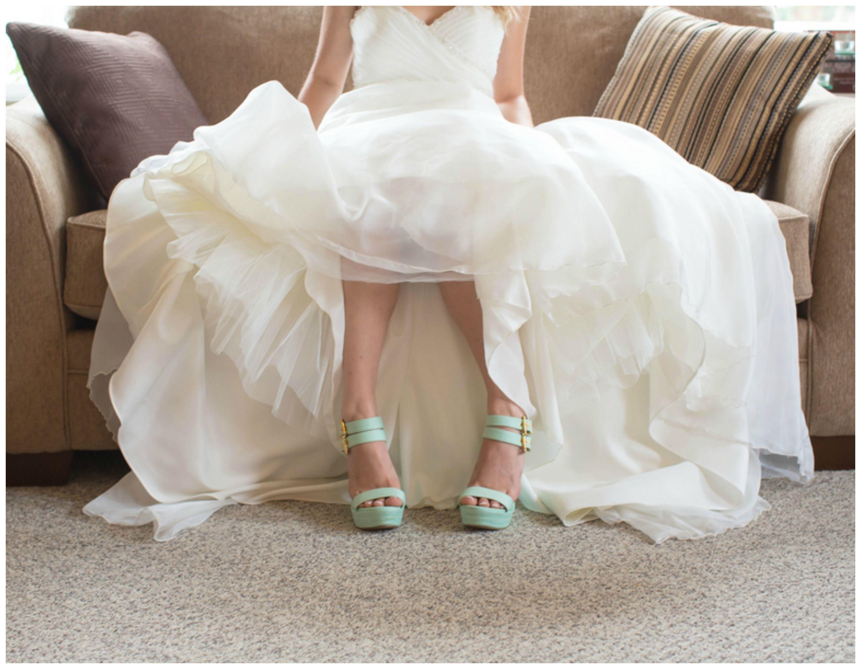 Clic Country Wedding Bouquet Bride