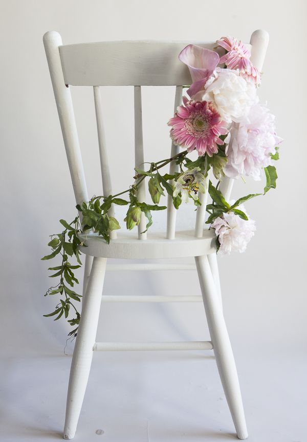 How to make a perfect chair garland rustic wedding chic how to make a chair garland in diy tutorials diy wedding junglespirit Image collections
