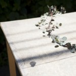 How to Make a Eucalyptus Table Runner