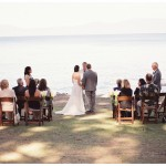 Lakeside Wedding in Tahoe
