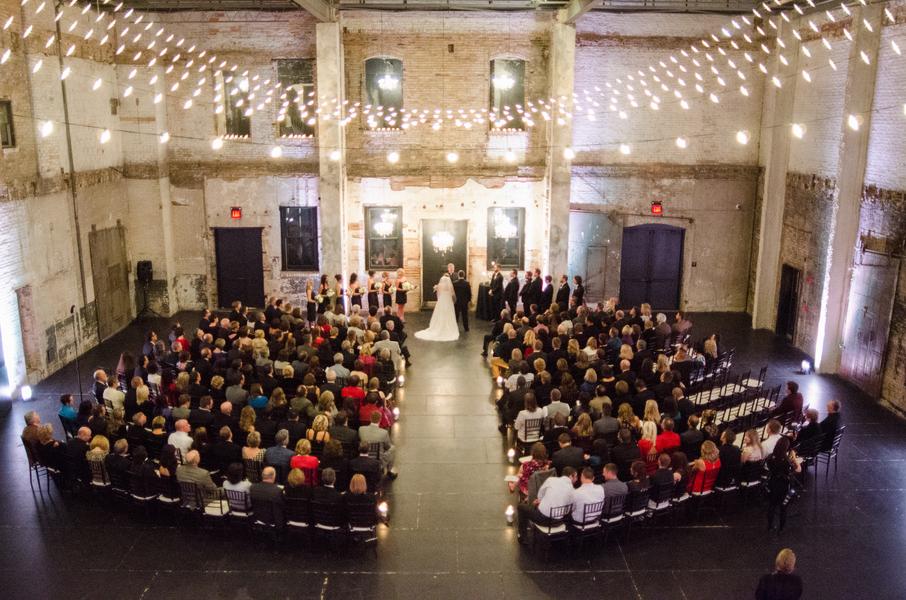 Rustic Urban Industrial Style Wedding - Rustic Wedding Chic