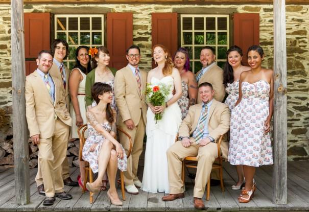 Hudson River Valley Wedding: Megan + Jack