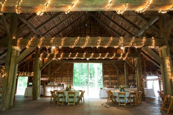 Hudson River Valley Wedding Barn