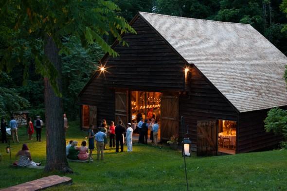 Hudson River Valley Barn Wedding