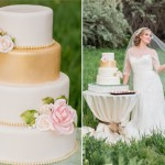 Elegant Pink & Gold Wedding Theme