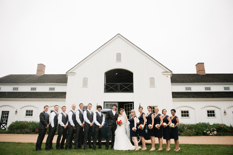 Virginia Barn Wedding
