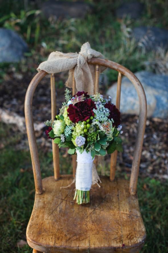 Autumn Country Farm Wedding Rustic Wedding Chic
