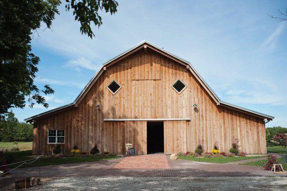 Farm Wedding Barn