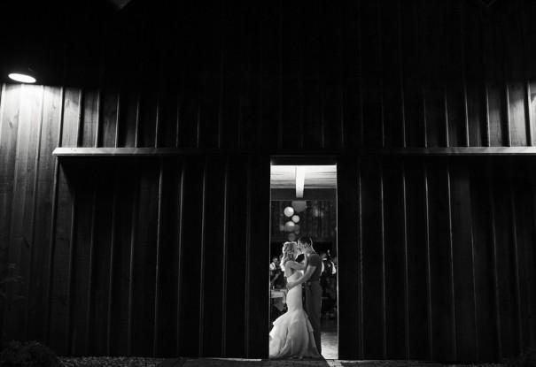 Kansas Farm Wedding: Leslie + DJ