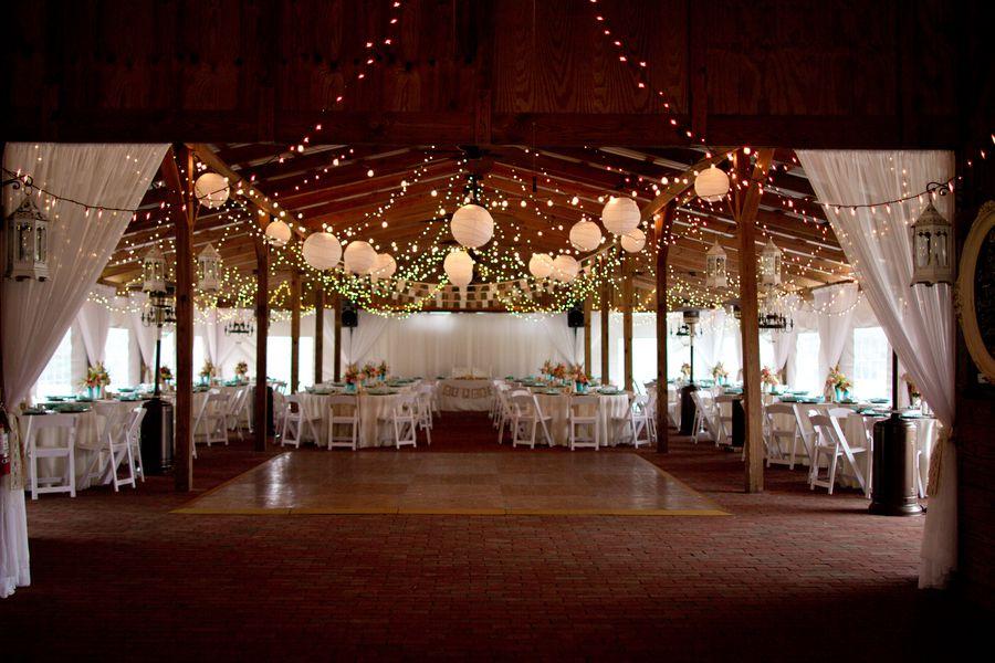 Florida Barn Wedding At Cross Creek Ranch Rustic Wedding
