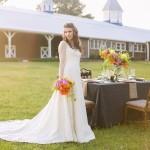 Equestrian Style Wedding