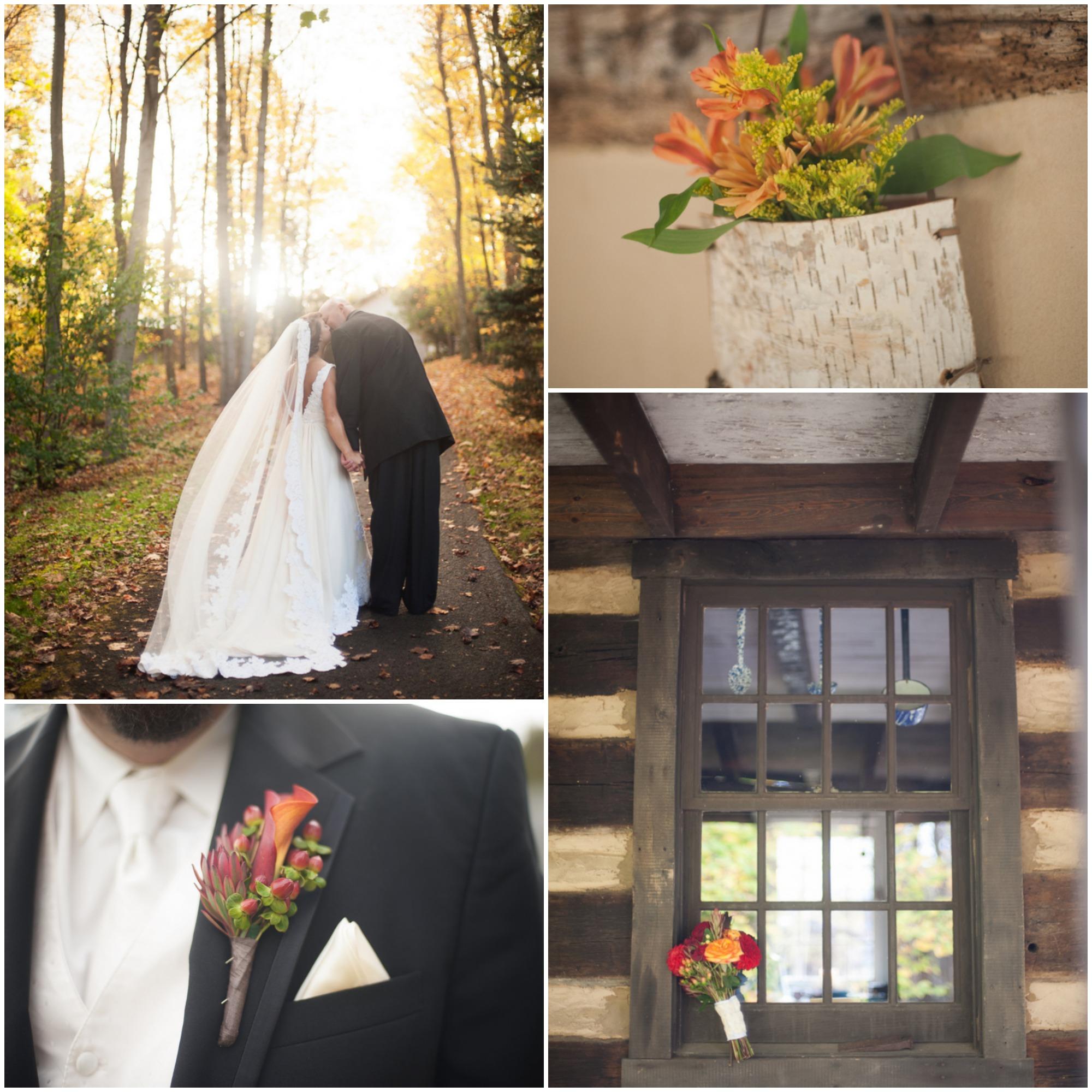 Wedding Chapel: Rustic Chapel Wedding