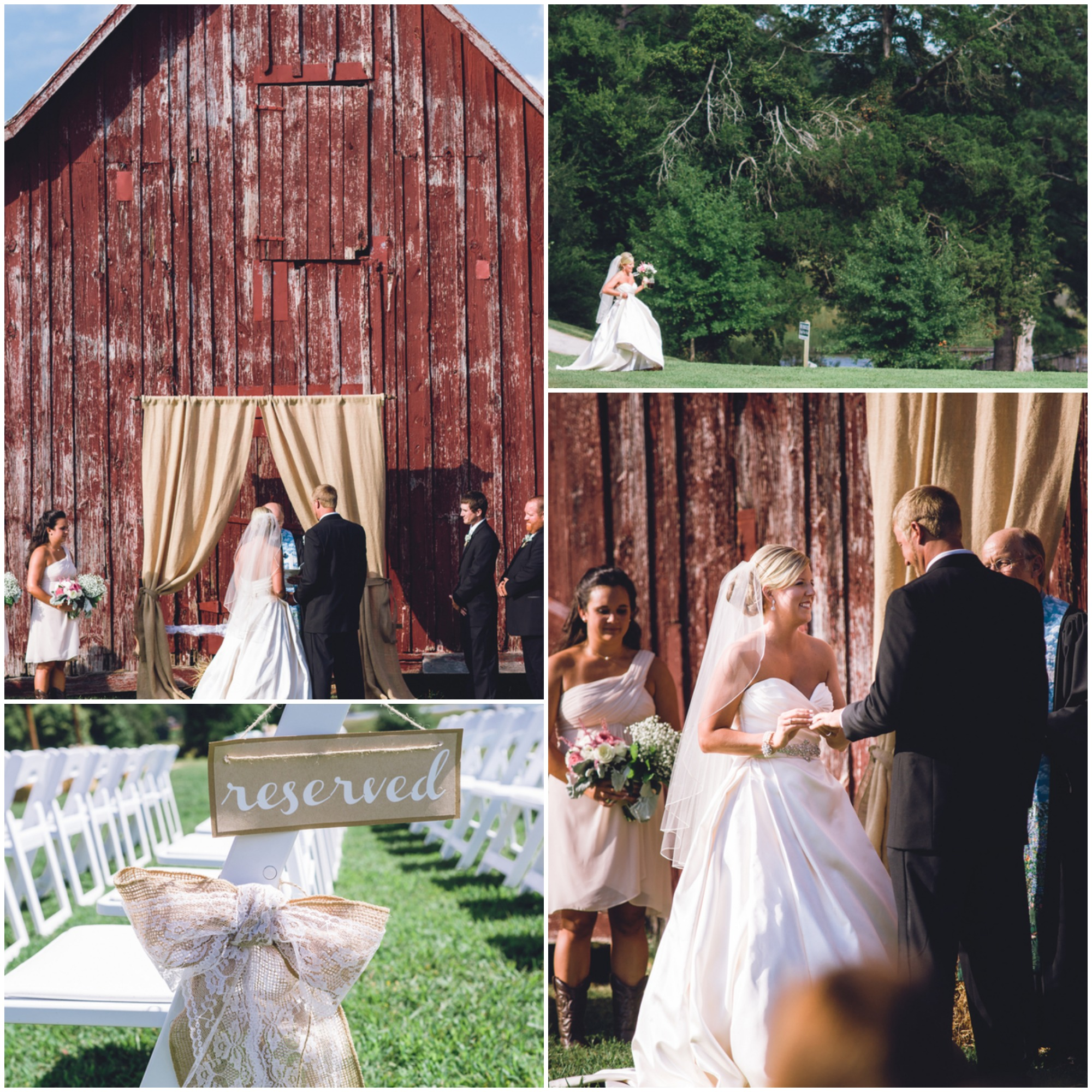 Historic Virginia Farm Wedding - Rustic Wedding Chic - photo#15
