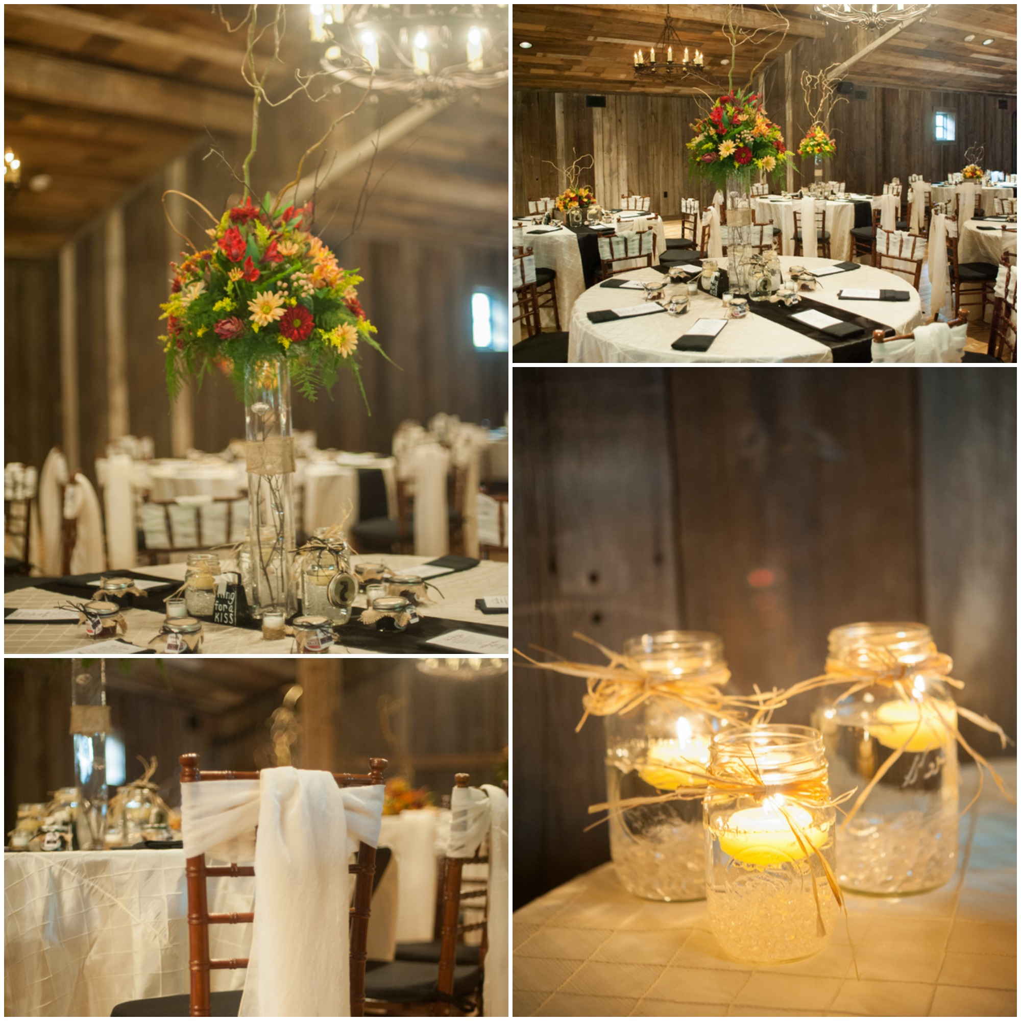 Country Wedding Centerpieces Ideas: Rustic Country Weddings