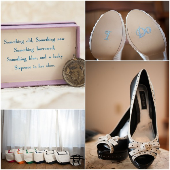 Rustic Chic Wedding Shoes: Rustic Chapel Wedding