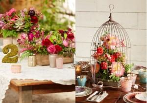Garden Wedding Decoratios