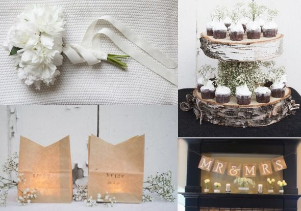Popular Rustic Wedding DIY Projects