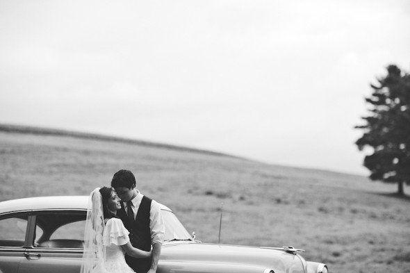 Black & White : Timeless Wedding Photos