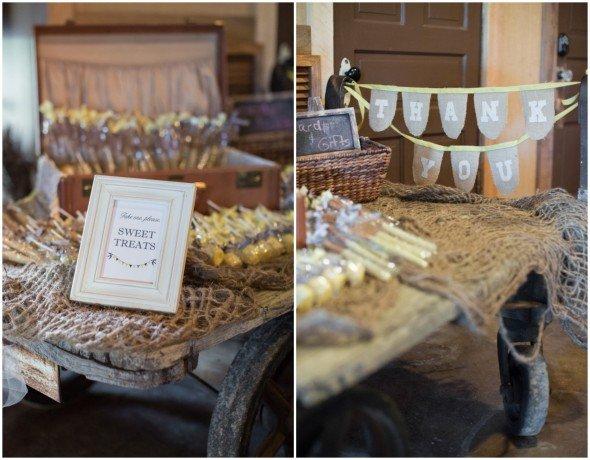 Grey & Gold Wedding Inspiration