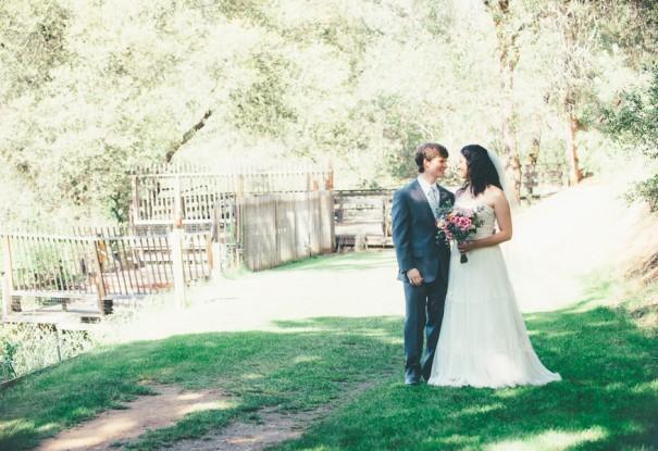 California Retreat Wedding: Rebeca + Ryan