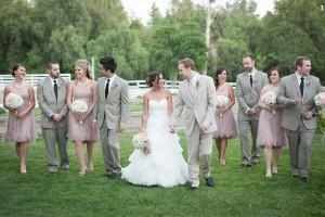 California Horse Farm Wedding: Camarie + Brandon