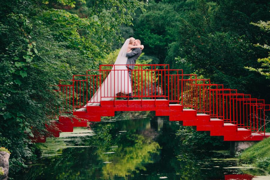 Michigan Summer Garden Wedding Rustic Wedding Chic
