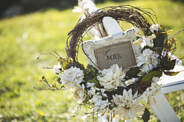 Vineyard Wedding Flowers