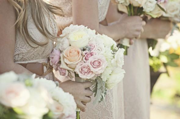 Vineyard Wedding Bouquet