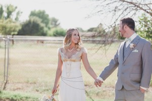 Budget Vintage Wedding: Jacque + Codee