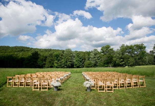 Summer Farm Wedding: Sarah + Avery