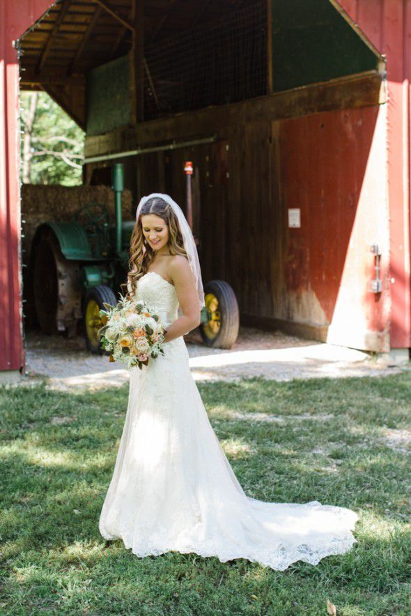 Country Rustic Bride