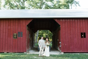 Fall Barn Wedding: Kimmy + Nick
