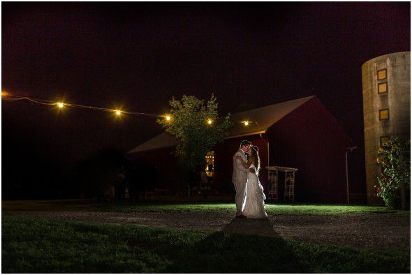Night Farm Wedding