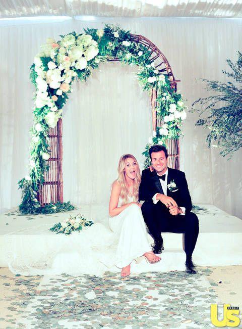 Lauren Conrad S Rustic Chic Wedding Rustic Wedding Chic