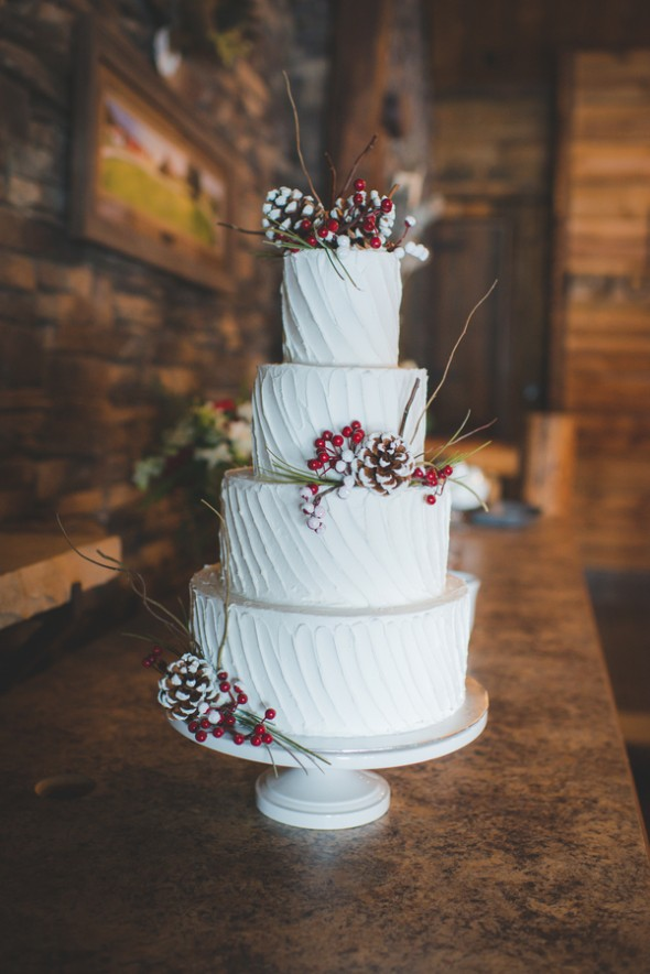 Holiday Rustic Wedding