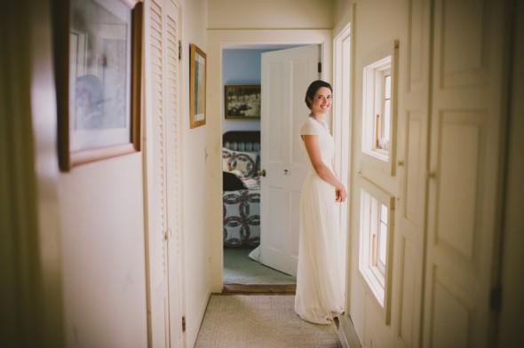 Bride Simple Country Wedding