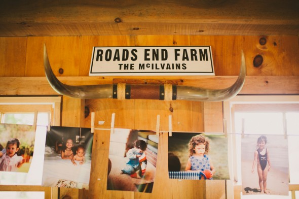 Barn Wedding Reception Pictures