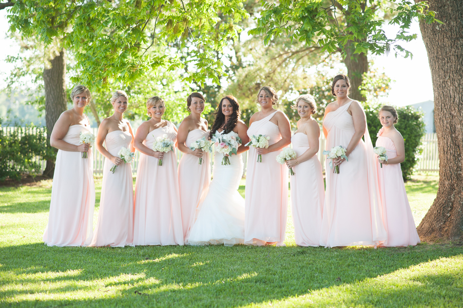 Classic southern country wedding rustic wedding chic for Southern country wedding dresses