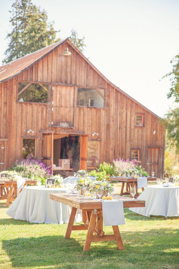 Santa Cruz Estate Wedding Rustic Wedding Chic