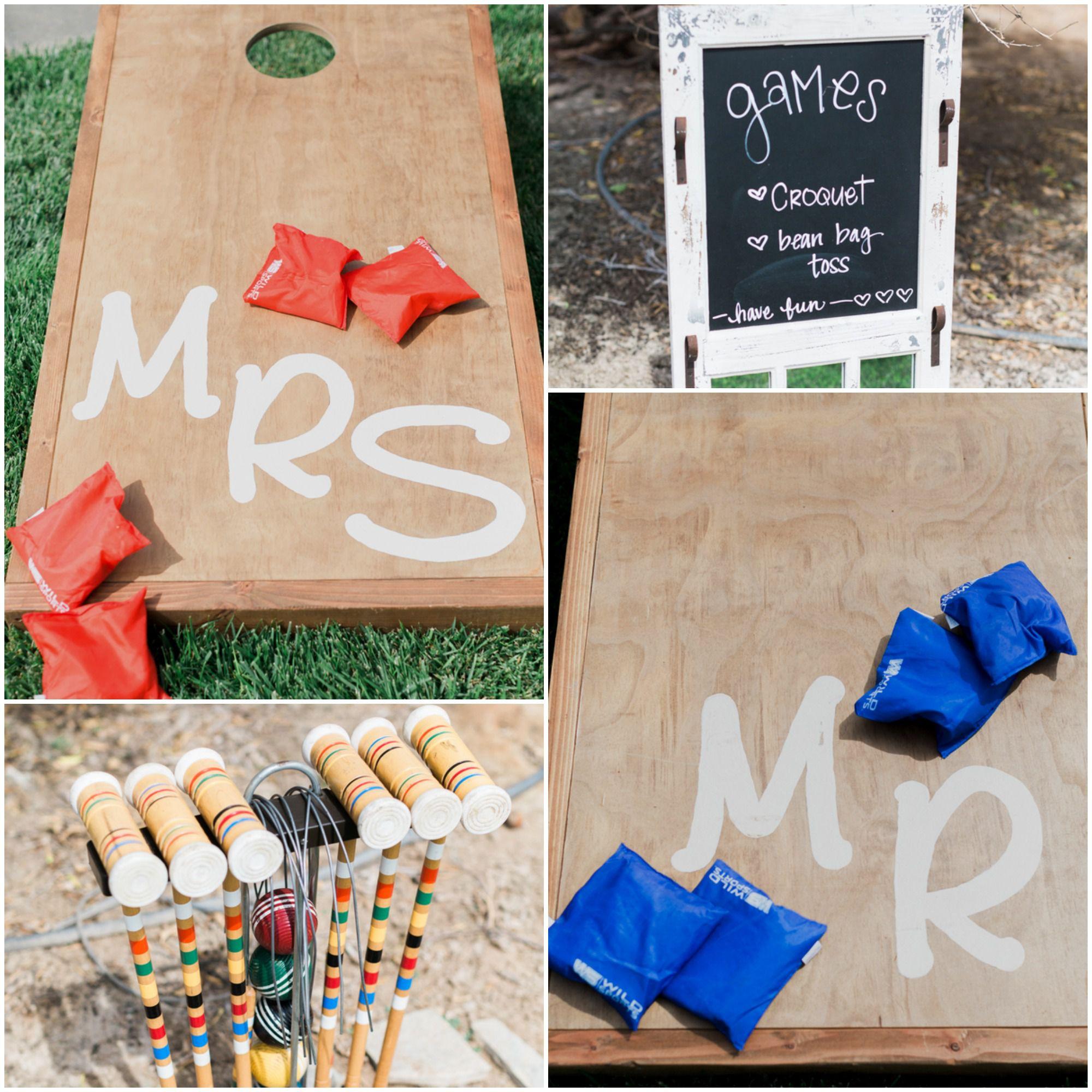 Rustic Outdoor Wedding Ideas: Country Shabby Chic Wedding
